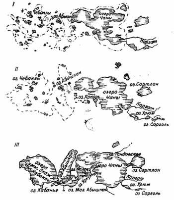 I - схема по геологической